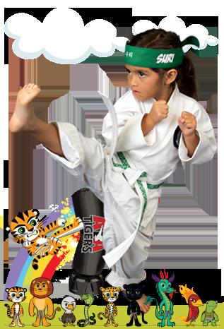 ATA Martial Arts Eldridges ATA Martial Arts - ATA Tigers